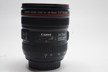 Pre-Owned - Canon EF 24-70mm f/4L IS USM