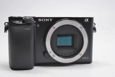 Pre-Owned - Sony Alpha A6000 Mirrorless Digital Camera body Black