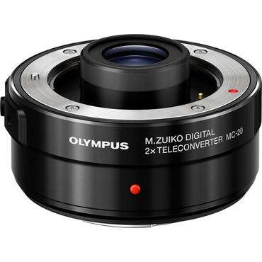 Olympus MC-20 2x Teleconverter M.Zuiko