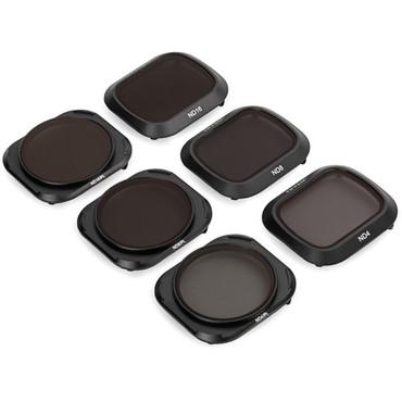 Tiffen 6-Filter Neutral Density and ND/Polarizer Kit for DJI Mavic 2 Pro