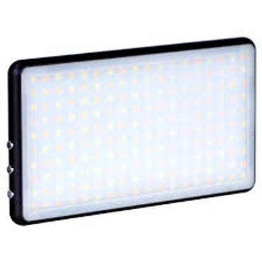 Phottix M180 Bicolor LED Panel and USB Power Bank – Grey