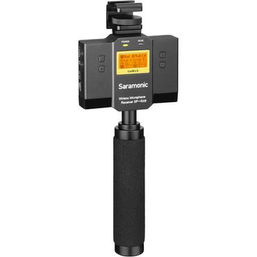 Saramonic SP-RX9 UwMic9 Series Dual-Channel UHF Wireless Receiver/Mixer (514 to 596 MHz)