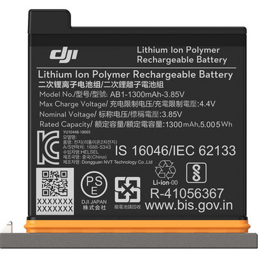 DJI Battery for Osmo Action Camera