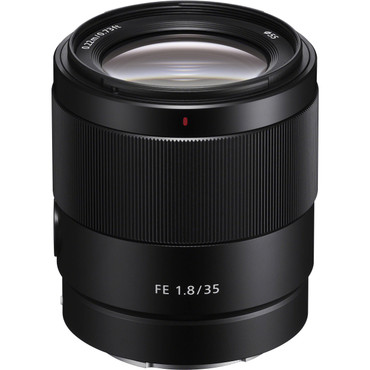 Sony FE 35mm f/1.8 Lens Additional