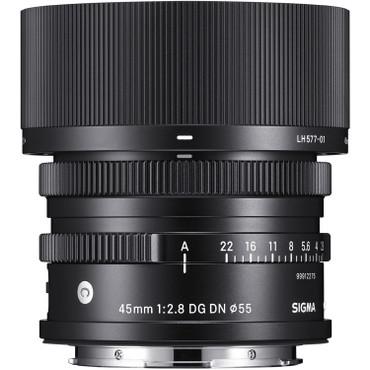 Sigma 45mm f/2.8 DG DN Contemporary Lens for Leica / Sigma/ Panasonic l