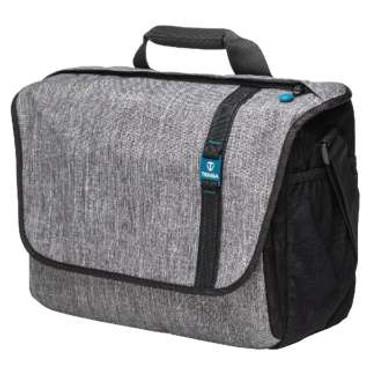 Tenba Skyline 13 Messenger Bag – Gray