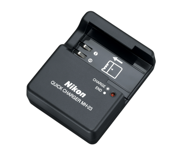 Nikon MH-23 Battery Charger For Nikon EN-EL9a Battery