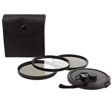 Bower 95mm Digital Filter Kit, UV, CPL and ND Filter #VFK95C