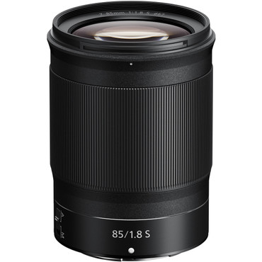 Nikon Z - Z 85mm f/1.8 S Lens