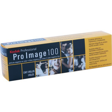 Kodak Pro Image 100 Color Negative Film (35mm Roll Film, 36 Exposures