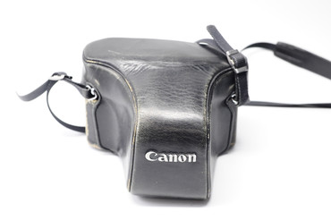 Pre-Owned Canon F-1n Body With 50Mm  f1.8 FD Lens