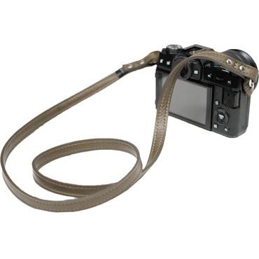 ONA The Sevilla Leather Camera Strap (Olive Pebbled)