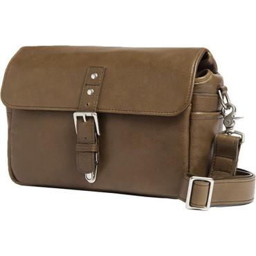 ONA Bowery Camera Bag (Pebbled Leather, Olive)