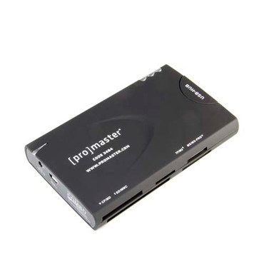 All-In-One Card Reader - USB 2.0 (N)
