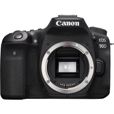 Canon EOS 90D DSLR Camera (Body Only) (ACE60902)