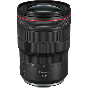 Canon RF - 15-35mm f/2.8L IS USM Lens (ACE60904)