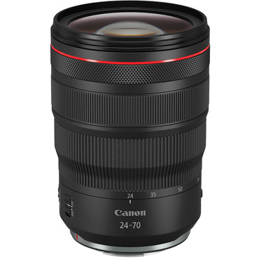 Canon RF - 24-70mm f/2.8L IS USM Lens