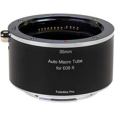 FotodioX Pro Automatic Macro Extension Tube 35mm Section for Canon RF Mount