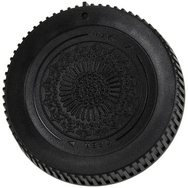 FotodioX Rear Lens Cap for Nikon Z Mount Lenses (Black)