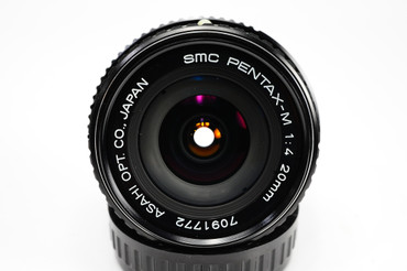 Pre-Owned - Pentax-M 20Mm F/4 SMC  Manual Focus  Lens  for35MM