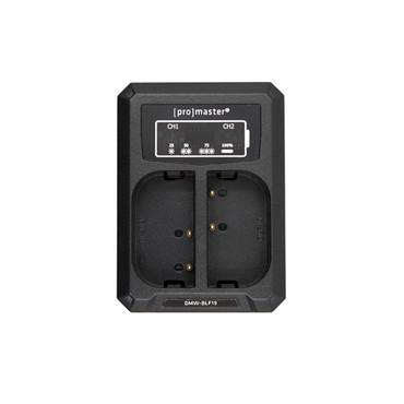 Promaster Dually Charger - USB for Panasonic DMW-BLF19