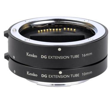 Kenko AF Extension Tube Set for Nikon Z Mounts, Includes 10mm and 16mm Tubes