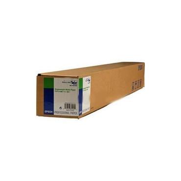 "44""X131.2' Single Weight Matte Paper"