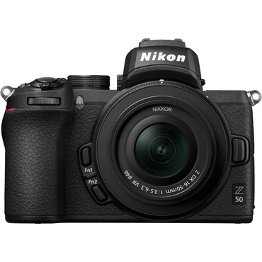 Nikon Z - Z50 Mirrorless Digital Camera with 16-50mm Lens