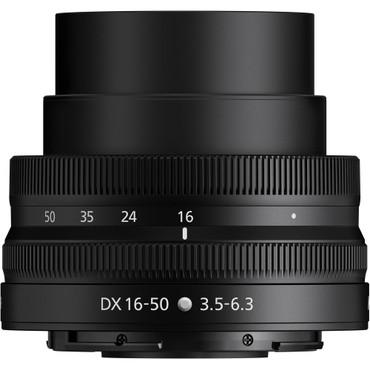 Nikon Z - Z DX 16-50mm f/3.5-6.3 VR Lens