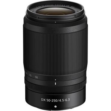Nikon Z - Z DX 50-250mm f/4.5-6.3 VR Lens