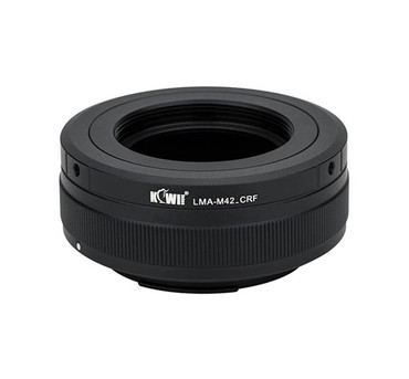 Kiwifotos M42 thread Lens - Canon RF Camera - Mount Adapter