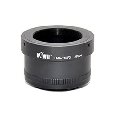 Kiwifotos T mount Lens - Fuji X Camera - Mount Adapter