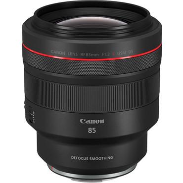 Canon RF - 85mm f/1.2L USM DS Lens