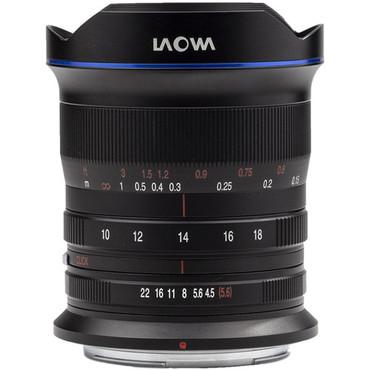 Laowa10-18mm zoom Sony FE