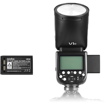 Godox V1 Flash for Pentax