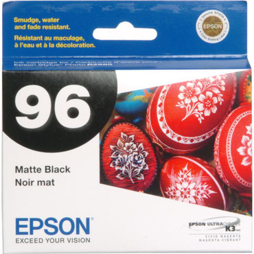 Epson Ink Cartridge 96 UltraChrome K3 - Matte Black