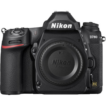 Nikon D780 FX DSLR Camera (Body Only)