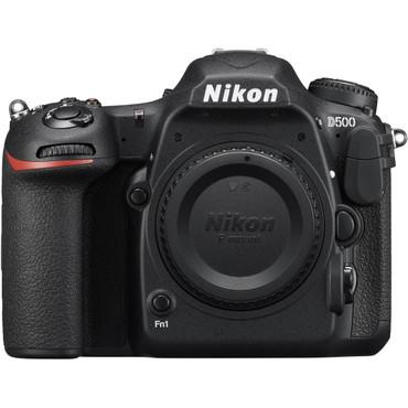 Nikon D500 DX DSLR Camera (Body Only)