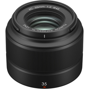 FUJIFILM XC 35mm f/2 Lens (ACE61886)