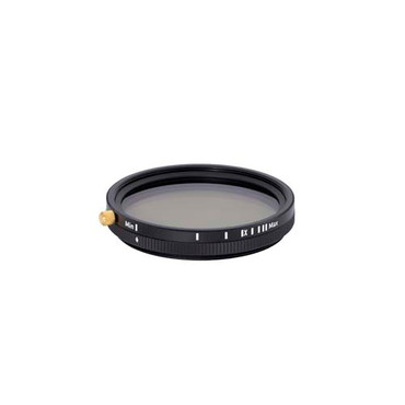 Promaster 58mm Variable ND - HGX Prime Neutral Density Filter (1.3-8 Stops)
