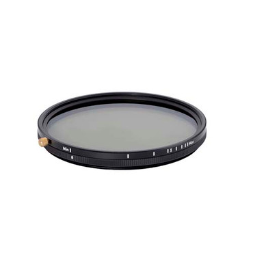 Promaster 62mm Variable ND - HGX Prime Neutral Density Filter (1.3-8 Stops)