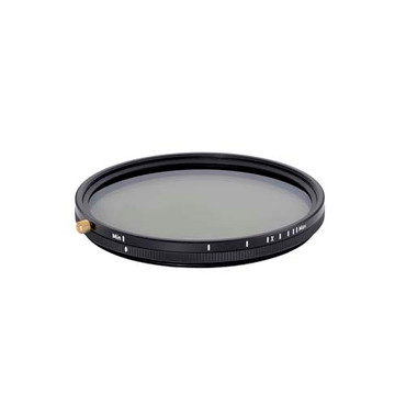 Promaster 77mm Variable ND - HGX Prime Neutral Density Filter (1.3-8 Stops)
