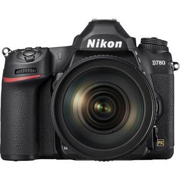 Nikon D780 FX DSLR Camera with 24-120mm Lens