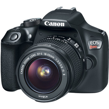 Pre-Owned - Canon EOS Rebel T6 DSLR w/ 18-55mm II Lens