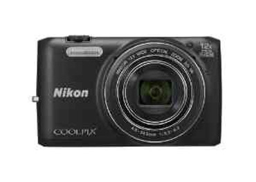 Pre-Owned NikonCoolpix S640 12.2MP Digital Camera with 5x Wide Angle Optical Vibration Reduction (VR) Zoom and 2.7-inch LCD (Calm Black)