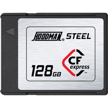 Hoodman CF Express Memory Card 128GB