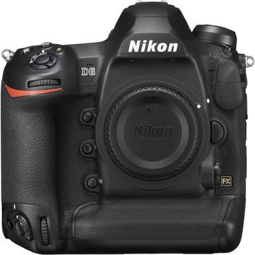 Nikon D6 DSLR Camera (Body Only) (ACE62013)