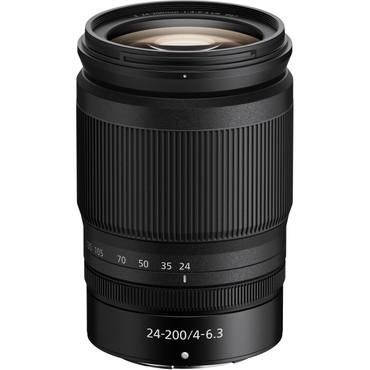 Nikon Z - Z 24-200mm f/4-6.3 VR Lens