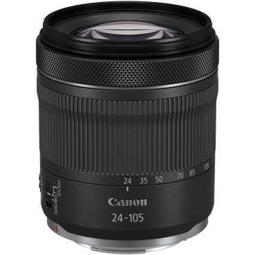 Canon RF 24-105mm f/4-7.1 IS STM Lens (ACE62049)