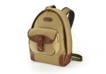 Billingham Rucksack 35 (Khaki Canvas/Tan Leather)